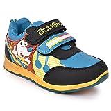 Action Shoes Dotcom Kids Sports Shoes Ks-569-Orange