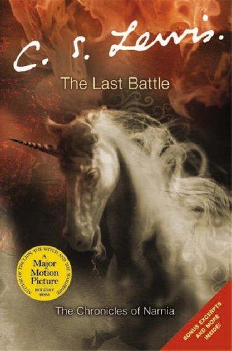 Last Battle 7 (Chronicles of Narnia Adult Jkt)