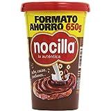 Nocilla - La auténtica - Crema al cacao con avellanas - 650 g - [pack de 2]