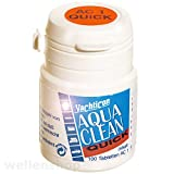 Yachticon Aqua Clean AC 1 Quick mit Chlor 100 Tabletten Trinkwasser Konservierung