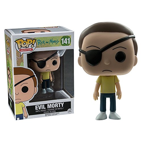 Figura POP Rick & Morty Evil Morty Exclusive