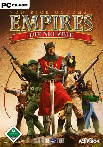 Empires: Die Neuzeit