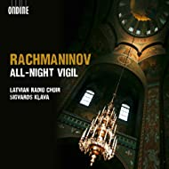 """Rachmaninov: All-night Vigil, """"Vespers"""""""