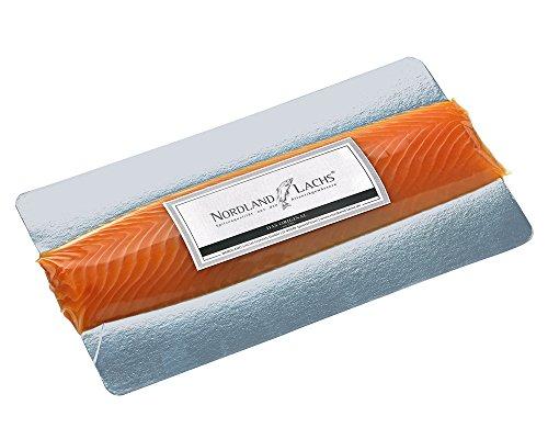 250g Ultrapremium Lachs-Filet geräuchert aus Schottland / Räucherlachs Rückenfilet Mittelstück vom Nordland-Lachs