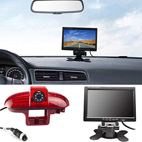 Navinio Feu de Frein de Voiture Tiers pour Opel Vivaro Surf Concept Life Combo Opel Renault Trafic Fiat Talento Nissan Primastar+7\