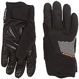 Ziener guantes UPS AS Junior para niños guantes de Cross Country, invierno, niño, color Negro - negro, tamaño S