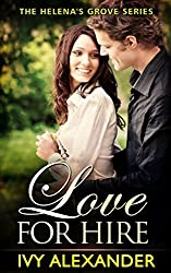 Love For Hire: The Helena's Grove Series Book 2