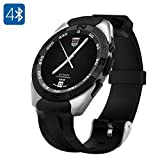 New Arrival Diwali gift iBall Glam 3 Exclusive COMPATIBLE Smartwatch G5 Analogue with Android and iPhone| WhatsApp and Facebook| Activity Tracker | Fitness Band | New Arrival Best Selling High Quality Available At Lowest Price BY VELL- TECH