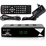 Decoder Digitale Terrestre DVB T2 / HD / HDMI / Ricevitore TV / PVR / H.265 HEVC / USB / DVB-T2 / 4K / Scart Per Digitale / Registratore USB