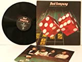 BAD COMPANY, straight shooter. Top copy. First UK pressing. 1975. Matrix.A1U, B2U. Record label: Island
