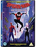 Spider-man Into The Spider-Verse [DVD] [2018] only £9.99 on Amazon