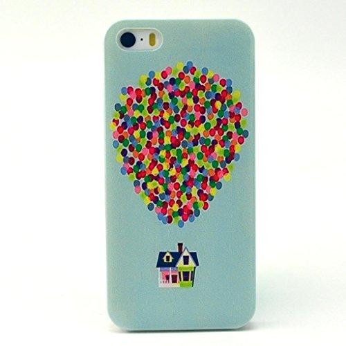 He Yang Cuir Coque Strass Case Etui Coque etui de portefeuille protection Coque Case Cas Cuir Pour iPhone 5 5s !!!!!5