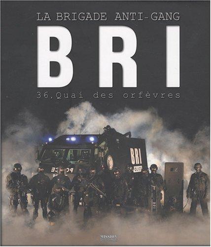 BRI : La brigade anti-gang du 36 Quai des Orfvres