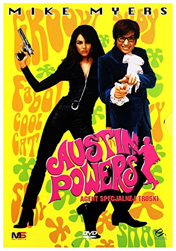 Austin Powers - Das Schärfste, was Ihre Majestät zu bieten hat [DVD] [Region 2] (IMPORT) (Keine deutsche Version)