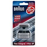 Braun replacement foil & cutter-Flex Integral/Flex XP Combi Pack-505CP