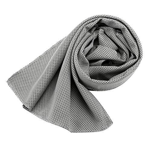 Smilikee kühlhandtuch cool Towel Sport Sofortige Relief Eiskalt Kühlen Handtuch Atmungsaktives Mesh Für Fitness/Arbeiten in heißen Umgebung Camping
