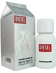 Diesel Plus Plus Masculine Eau de Toilette - 75 ml