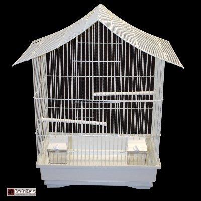 Vogelkäfig Elegantes Design Eclipse Vogelkäfig, für Kanarienvögel/Sittiche Finken