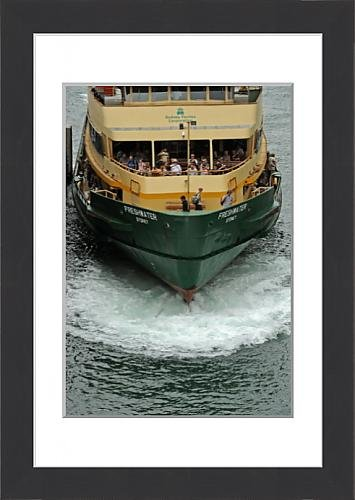 framed-print-of-australia-theme-public-transport