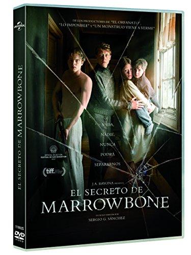 Preisvergleich Produktbild Marrowbone (EL SECRETO DE MARROWBONE,  Spanien Import,  siehe Details für Sprachen)