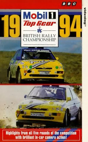 mobil-1-top-gear-british-championship-1994-vhs-import-anglais