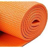 Narains Packaging 4mm Orange Yoga Mats With Bag