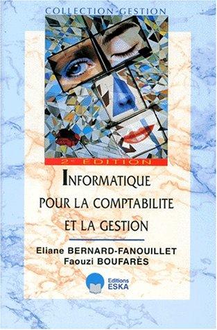 Informatique pour la comptabilité et la gestion, 2e édition