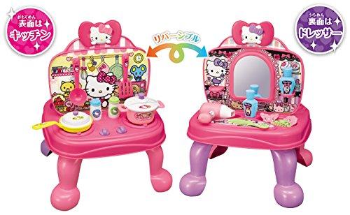 Hello Kitty! Cocina de moda! Aparador de la cocina [Premio Premios de juguetes Japoen 2014 juguete muchacha Divisioen de Excelencia]