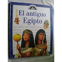 """El antiguo Egipto (""""biblioteca visual"""") (Eyewitness Series in Spanish)"""