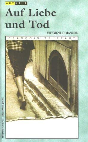 Bild von Auf Liebe und Tod [VHS]