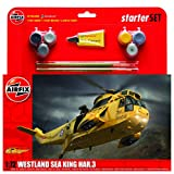 Airfix A55307 Other Westland Sea King HAR.3 Starter Set Model