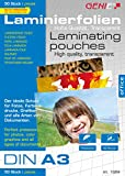 Genie Laminierfolien (DIN A3, 80 Micron) 50er Pack
