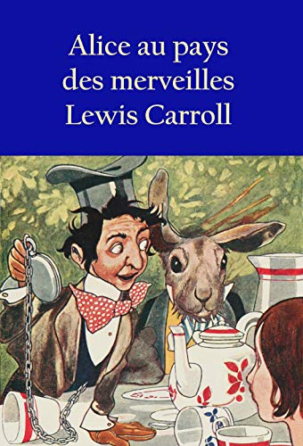 Couverture du livre Alice au pays des merveilles: -