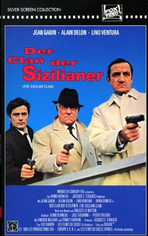 Bild von Der Clan der Sizilianer [VHS]