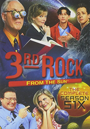 3rd Rock From The Sun: Season 6 (3pc) / (3pk) [DVD] [Region 1] [NTSC] [US Import]