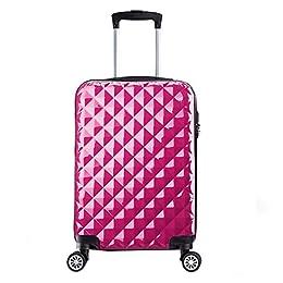 Acheter Valise cabine 55 cm ABS bagage cabine... en ligne