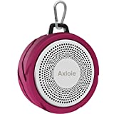 Bluetooth Speaker, Axloie BT2405 Portable Mini Indoor/Outdoor Speaker with HD Sound, 5 Hour