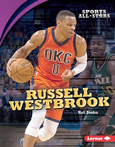 Russell Westbrook (Sports All-Stars) por Matt Doeden