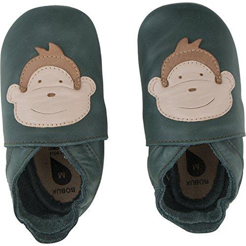 Bobux Monkey Forest Leather Medium/9-15 Months -