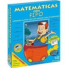 Matematicas con pipo (CD-rom)