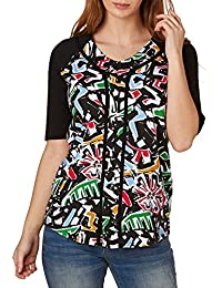 Damen T-Shirt Vans Adventure Baseball T-Shirt
