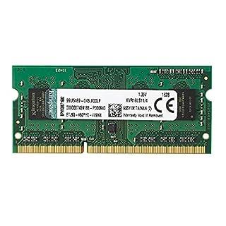 Kingston KVR16LS11/4 - Memoria RAM de 4GB(DDR3L Non-ECC 1600 MHz, FBGA SODIMM 204-pin, 1.35 V CL11) (B00CQ35GYE) | Amazon Products