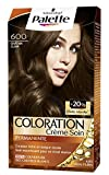 Schwarzkopf - Palette - Coloration Permanente Cheveux - Chatain Clair 600