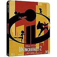Pixar Increibles 2 Edición Metálica 3D