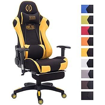 Bürostuhl Chefsessel Drehstuhl Mit Fußablage Turbo 130 kg Belastbar Stuhl Sessel