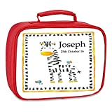 Personalised Lunch Bag, Zebra Lunch Bags, Lunch Boxes - Best Reviews Guide