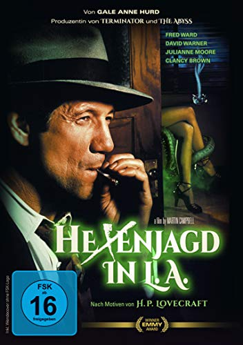 Hexenjagd in L.A. (Cast a Deadly Spell) - nach Motiven von H.P. Lovecraft