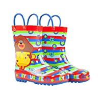 Vanilla Underground Hey Duggee Boys Wellies Children