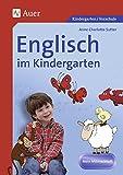 Englisch im Kindergarten: Mein Mitmachheft (1. Klasse/Vorschule)