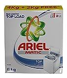 #9: Ariel Matic Detergent Washing Powder - Top Load, 6kg Carton